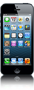 Apple iPhone 5 schwarz