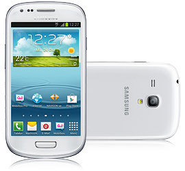 Samsung Galaxy S III mini wei�