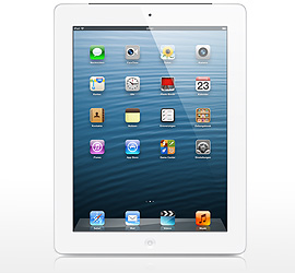 iPad mit Retina Display 16 GB