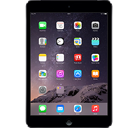 Apple iPad mini Retina 16 GB Wi-Fi + Cellular Grau