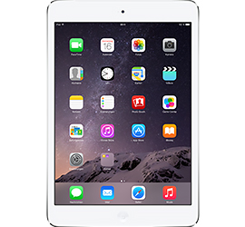 Apple iPad mini Retina 16 GB Wi-Fi + Cellular Silber