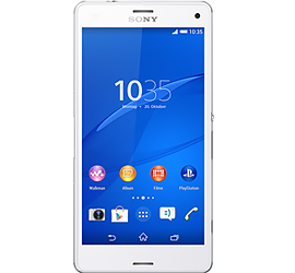 Sony Xperia Z3 Compact wei�