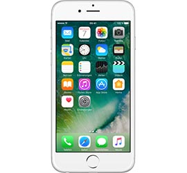 Apple iPhone 6 16 GB Silber