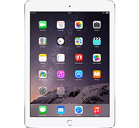 Apple iPad Air 2 Wi-Fi + Cellular Silber