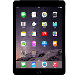 Apple iPad Air 2 Wi-Fi + Cellular Grau