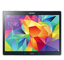 Samsung Galaxy Tab S 10.5 grau + Data Comfort M Basic