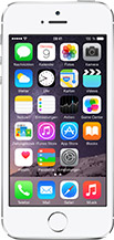 iPhone 5s 16 GB Silber
