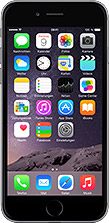 iPhone 6 Spacegrau 16 GB