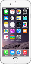 iPhone 6 Silber 64 GB