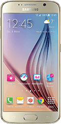 Samsung Galaxy S6 32 GB gold