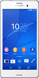Sony Xperia Z3 Compact Weiss