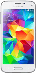 Samsung Galaxy S5 mini wei�