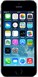 Apple iPhone 5s 16 GB Spacegrau