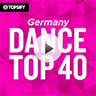 Germany Dance Top 40