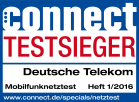 connect: Testsieger 2015