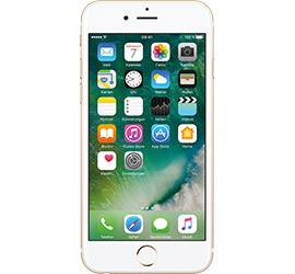 Image of Apple iPhone 6s 32 GB Gold + MagentaMobil L mit Top-Handy Premium + Sprachnachrichten direkt auf dem Smartphone in beliebiger Reihenfolge abrufen.