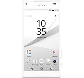 Sony Xperia Z5 Compact wei�