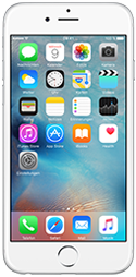 Apple iPhone 6s 16 GB Silber
