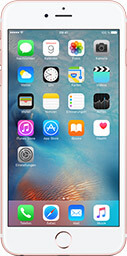 iPhone 6s Plus Ros�gold