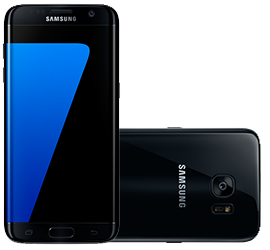Samsung Galaxy S7 Edge (Schwarz) + MagentaMobil S Friends mit Top bei T-Mobile