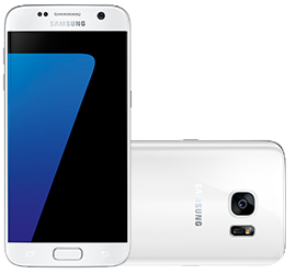 Samsung Galaxy S7 (Weiss) + MagentaMobil L Plus mit Top-Handy + S bei T-Mobile