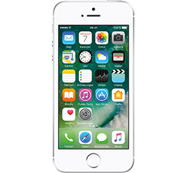 Apple iPhone SE 16 GB Silber