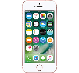 Apple iPhone SE 16 GB Space Ros�gold