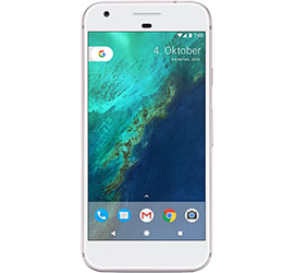 Google Pixel 32 GB (Silber) + MagentaMobil L Plus mit Top-Handy bei T-Mobile