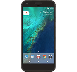 Google Pixel XL 32 GB (Anthrazit) + MagentaMobil L Plus mit Top-H bei T-Mobile