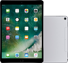 Image of Apple 10,5´´ iPad Pro WiFi+Cellular 256 GB Space Grau + Data Comfort L Basic